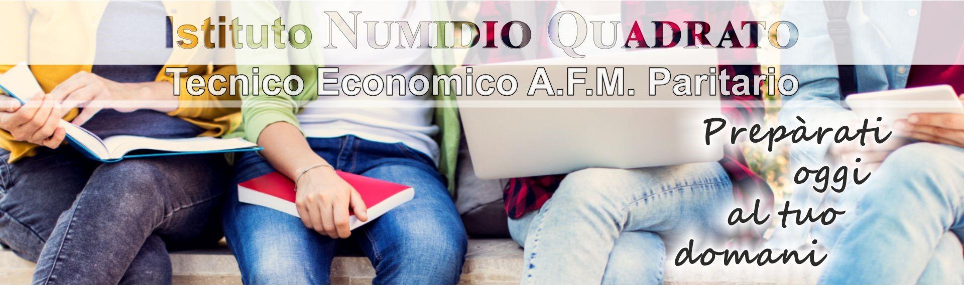 Scuola privata paritaria a Roma: Istituto Tecnico Economico Numidio Quadrato